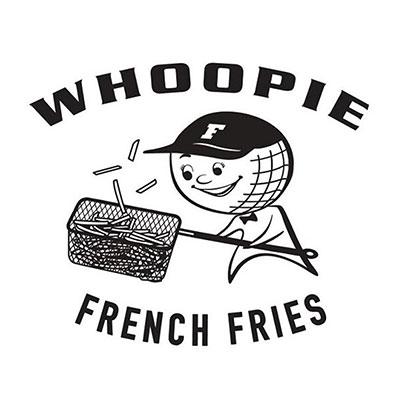 Whoopie frites