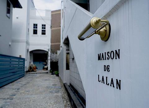 Maison de Lalan